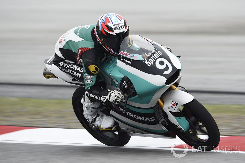 Kasma Daniel Kasmayudin, Petronas Sprinta Racing