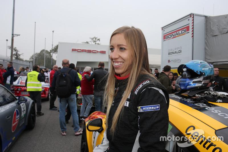 Francesca Linossi (26) aus Italien