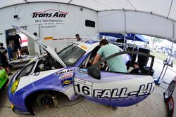 #16 TA3 Porsche 911 GT3 Cup, Tom Herb of Fall Line Motorsports
