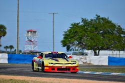 #88 TA2 Chevrolet Camaro, Rafael Matos of HP Tech Motorsports