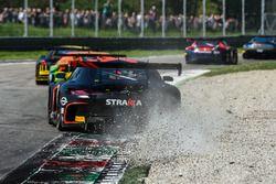 #44 Strakka Racing Mercedes-AMG GT3: Lucas Auer, Adrien Tambay, David Fumanelli