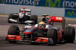 Михаэль Шумахер, Mercedes AMG F1 W01, Льюис Хэмилтон, McLaren MP4-25