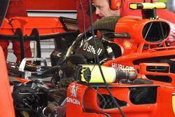 ferrari SF71H engine detail