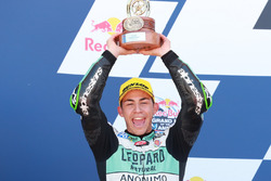 PodiO: Enea Bastianini, Leopard Racing
