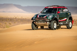 MINI John Cooper Works Rally