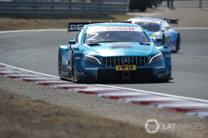 1. Gary Paffett, Mercedes-AMG Team HWA, Mercedes-AMG C63 DTM