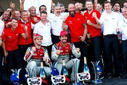 Lucas di Grassi, Audi Sport ABT Schaeffler., Daniel Abt, Audi Sport ABT Schaeffler.