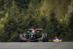 Vladimir Tziortzis, Fortec Motorsports