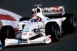 Johnny Herbert, Stewart Ford SF3
