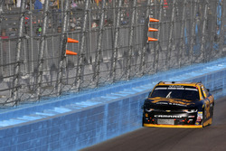 Crash: Brendan Gaughan, Richard Childress Racing Chevrolet