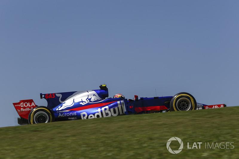 19. Pierre Gasly, Scuderia Toro Rosso STR12