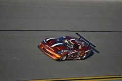 #15 TA Chevrolet Corvette: Steve Kent of BC Race Cars