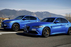 Alfa Romeo Giulia vs. Stelvio