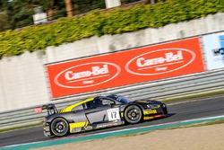 #17 Team WRT Audi R8 LMS: Stuart Leonard, Robin Frijns