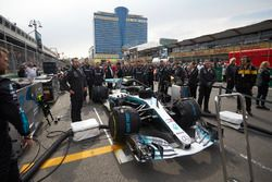 Ingenieros de Valtteri Bottas, Mercedes AMG F1 W09