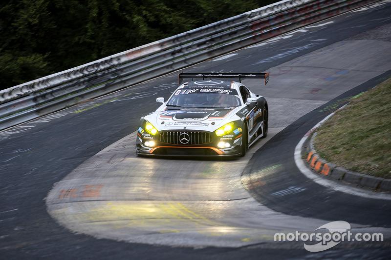 #11 AutoArena Motorsport (Mercedes-AMG GT3)