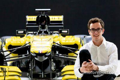 Anthoine Hubert Renault announcement