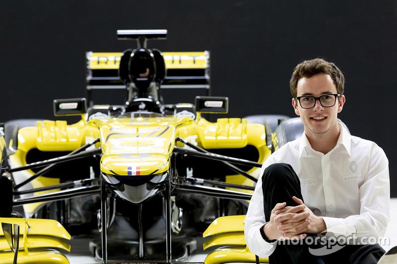 Anthoine Hubert Renault açıklaması