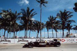 Cristiano da Matta, Newman-Haas Racing, LolaStadtkurs im Bayfront Park in Miami
