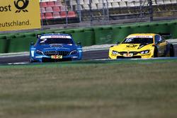 Gary Paffett Mercedes-AMG Team HWA, Mercedes-AMG C63 DTM, Timo Glock, BMW Team RMG, BMW M4 DTM