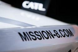 Logo BMW Team MTEK BMW M8 GTE Mission-8
