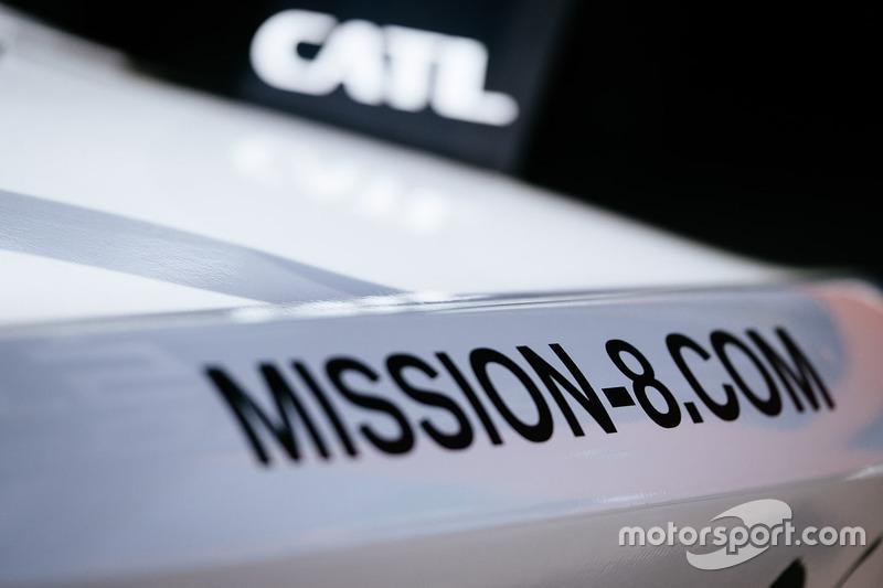 BMW Team MTEK BMW M8 GTE