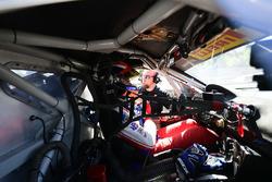 #50 Team Panoz Racing Panoz Avezzano GT4: Ian James