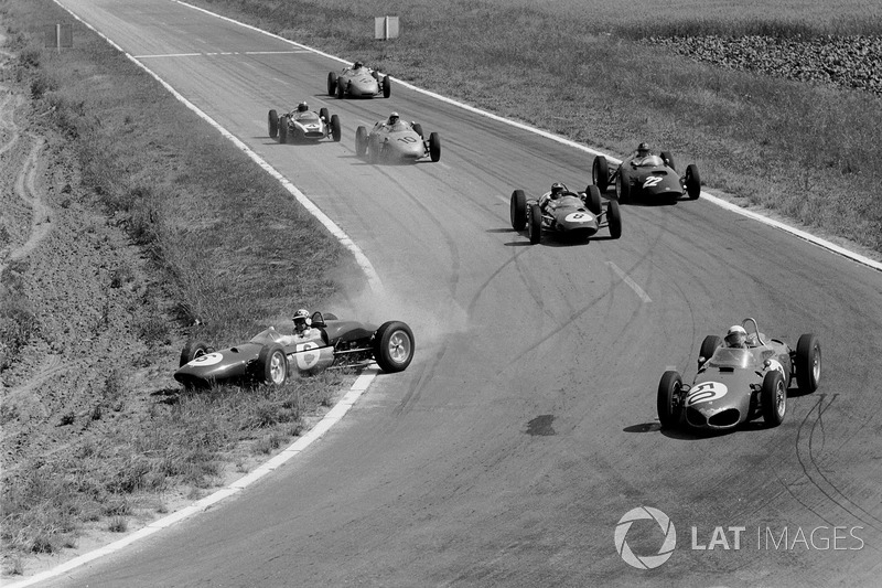1961 Giancarlo Baghetti, Ferrari
