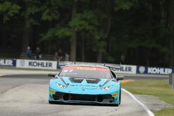 #27 Dream Racing Motorsport Lamborghini Huracan Super Trofeo: Ryan Hardwick