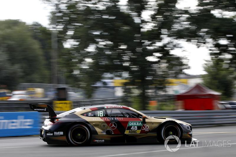 Edoardo Mortara, Mercedes-AMG Team HWA