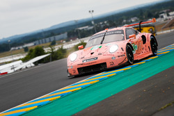 Микаэль Кристенсен, Кевин Эстре, Лоренс Вантхор, Porsche GT Team, Porsche 911 RSR (№92)