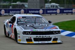 #12 TA2 Dodge Challenger: Paul Van Terry of Stevens Miller Racing