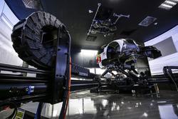 Porsche Team simülatörü