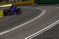 Brendon Hartley, Scuderia Toro Rosso STR13