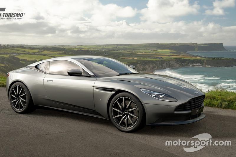 Aston Martin DB11 '16