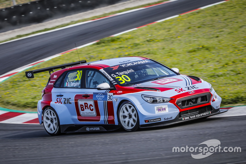BRC Racing Team – Hyundai i30 N TCR