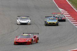 R.Ferri Motorsport Ferrari 488 GT3: Toni Vilander, Miguel Molina
