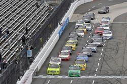 Ben Rhodes, ThorSport Racing, Ford F-150, Matt Crafton, ThorSport Racing, Ford F-150 Ideal Door/Mena