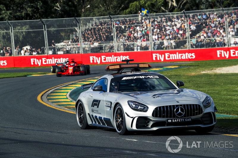 Mercedes-AMG GT R (с 2018)