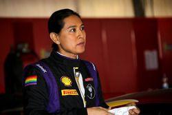 #212 Autostrada Motore Manila Ferrari 488: Angie King