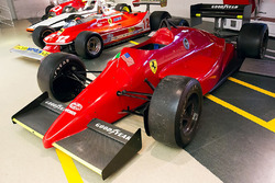 Ferrari 637 nel museo Ferrari