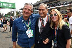 Alejandro Soberon, Président et PDG du CIE Group et président du Grand Prix du Mexique