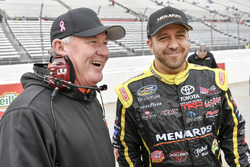 Matt Crafton, ThorSport Racing Toyota, Jerry Pitts