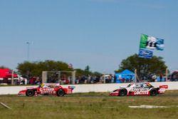 Juan Manuel Silva, Catalan Magni Motorsport Ford, Nicolas Cotignola, Sprint Racing Torino