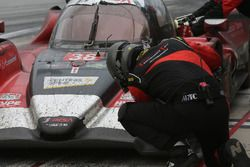 Pit stop, #38 Performance Tech Motorsports ORECA LMP2: James French, Kyle Masson, Pato O'Ward, Joel