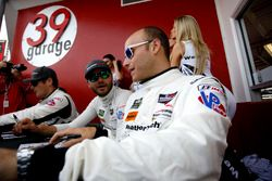 #63 Scuderia Corsa Ferrari 488 GT3: Cooper MacNeil, Alessandro Balzan, Gunnar Jeannette, Jeff Segal