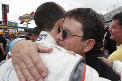 #7 Acura Team Penske Acura DPi, P: Ricky Taylor with his dad Wayne