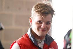 #37 Audi Sport Team WRT Audi R8 LMS: Dries Vanthoor