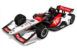 Rahal Letterman Lanigan Racing livery