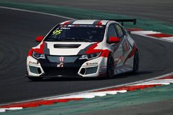 Джош Файлз, M1RA, Honda Civic Type-R TCR